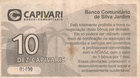 Capivara back