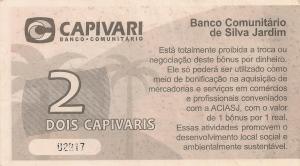 Capivara back_2